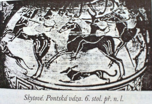 008_Pontská váza - Skytovia