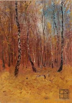 Ladislav Medňanský-Jesený les