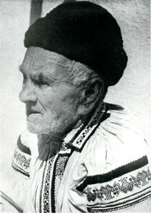 06_Старик из Вишнов (Моравия). Середина ХХ века