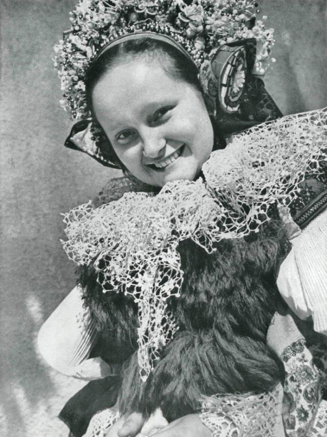 16_Свадебное платье от Влчнове(деревня в Чехии)