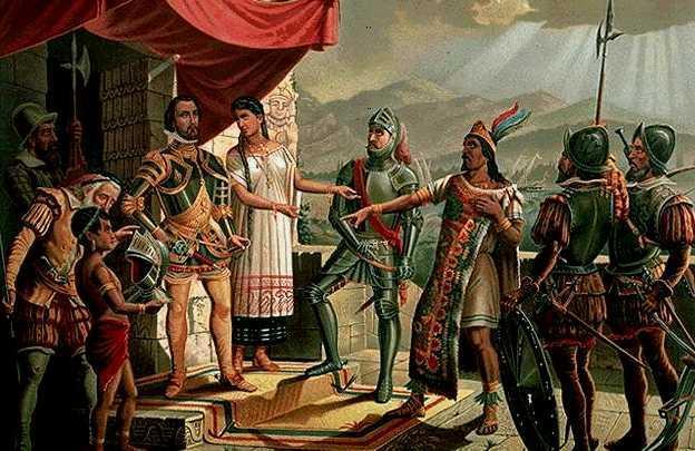 Cortes-Moctezuma