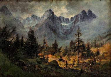 Grotkovský Ján-Tatry