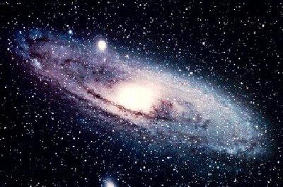 space merkaba andromeda galaxy