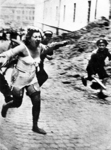 Holocaust by Bullets