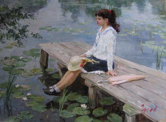 064_Vladimir Gusev [Владимир Гусев] 1957 - Russian painter - Tutt'Art@ (79)