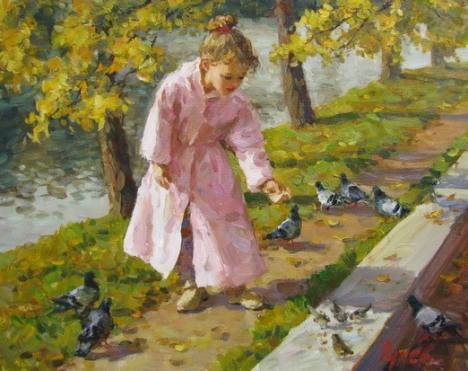 020_Vladimir Gusev [Владимир Гусев] 1957 - Russian painter - Tutt'Art@ (25)
