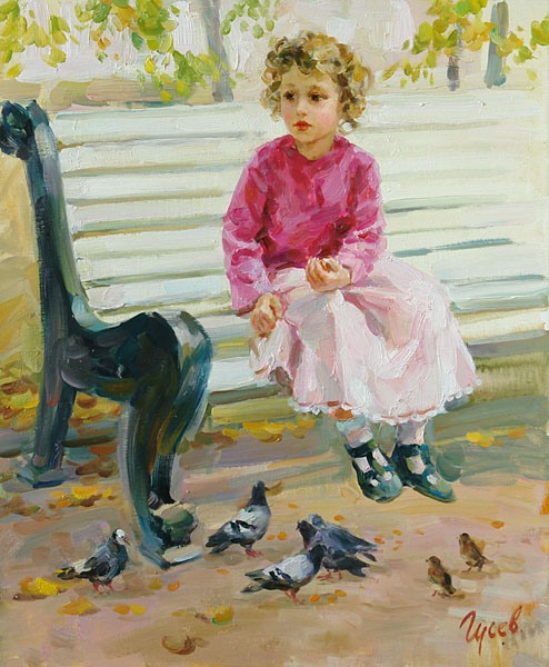011_Vladimir Gusev [Владимир Гусев] 1957 - Russian painter - Tutt'Art@ (15)