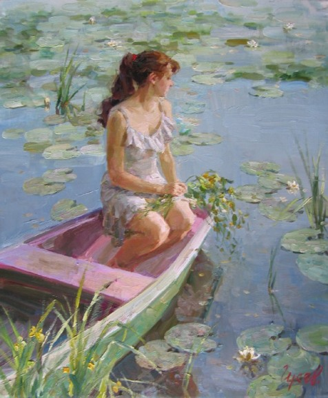 028_Vladimir Gusev [Владимир Гусев] 1957 - Russian painter - Tutt'Art@ (33)