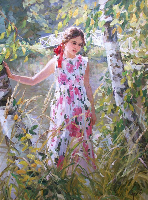 005_Vladimir Gusev [Владимир Гусев] 1957 - Russian painter - Tutt'Art@ (6)