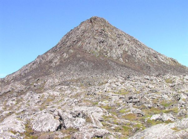 špička hory
