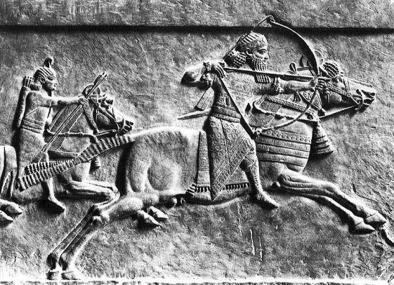 01_Assyrian_Horse_Archer