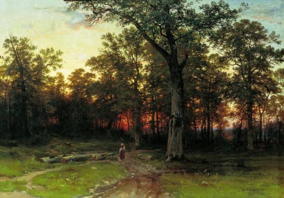 014_sss-ivan-shishkin-wood-in-the-evening