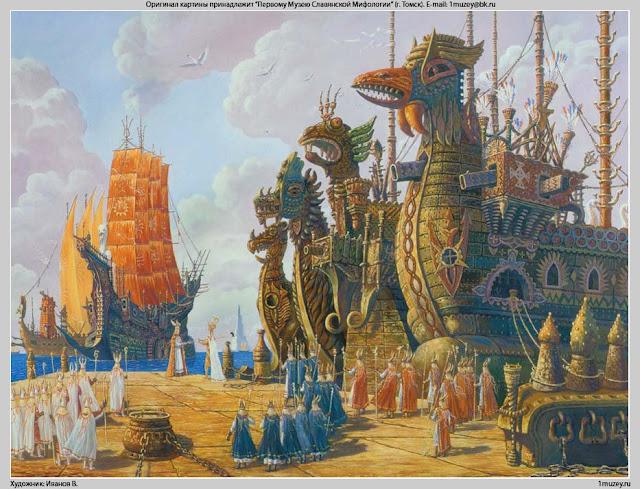 Флот Гипербореи выполнит приказ! 2006