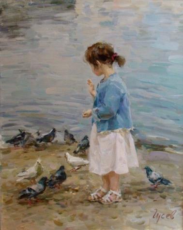 018_Vladimir Gusev [Владимир Гусев] 1957 - Russian painter - Tutt'Art@ (22)