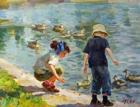073_Vladimir Gusev [Владимир Гусев] 1957 - Russian painter - Tutt'Art@ (88)