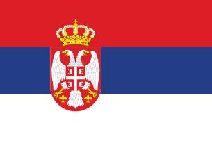 srbska vlajka
